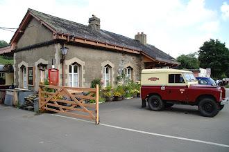Photo: Buckfastleigh Station