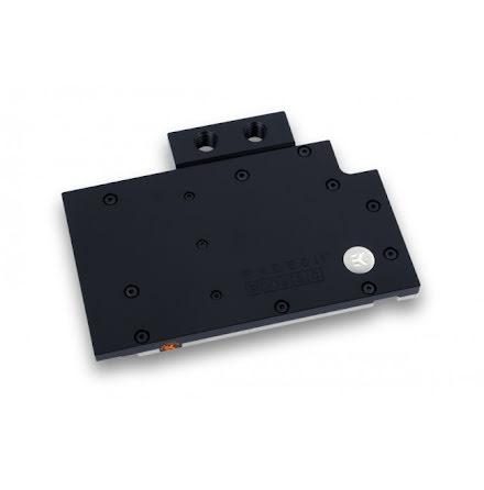 EK vannblokk for skjermkort, EK-FC RX-480 - Acetal+Nickel