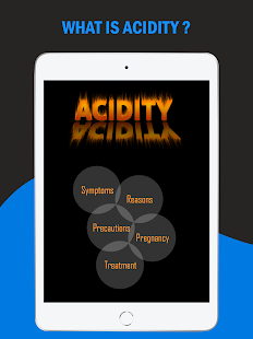 Acidity - Gas Trouble reason, symptoms, precaution Screenshot