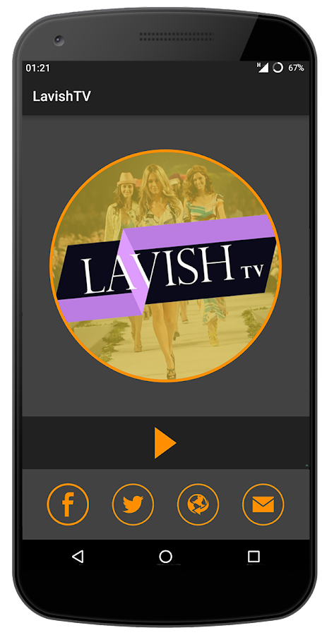 LavishTV- screenshot