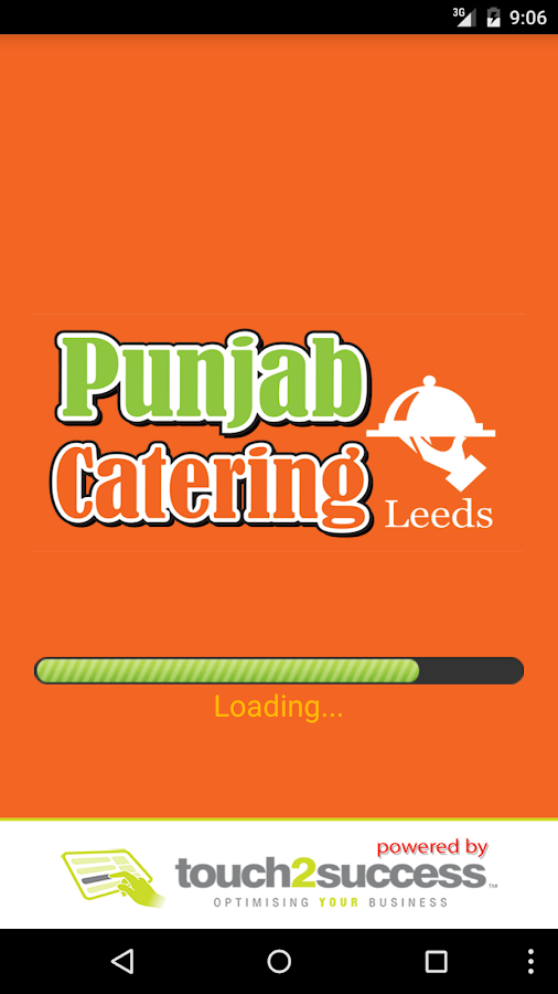Punjab Catering Leeds- screenshot