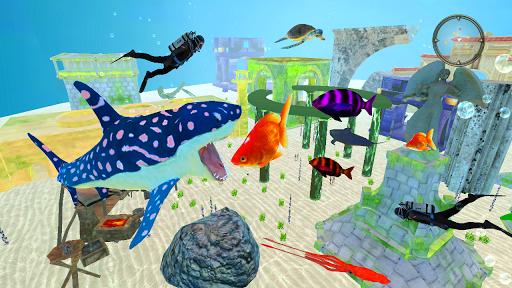 Hungry Shark Attack - Wild Shark Games 2019 screenshot 3