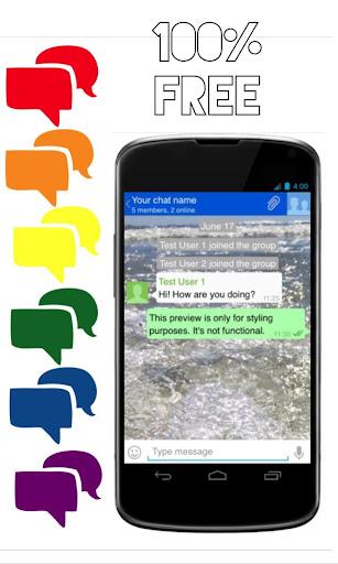 Texting App screenshot 9