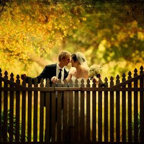 Fusion Photography - Canberra wedding photographer Ben Kopilow by Ben Kopilow - Wedding Bride & Groom