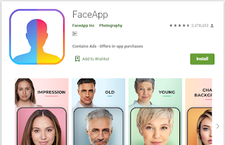 face artificial intelligence app