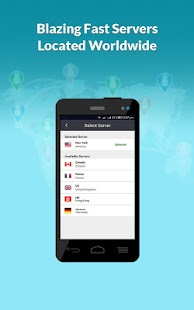 Best Free VPN Proxy – FalcoVPN- screenshot thumbnail