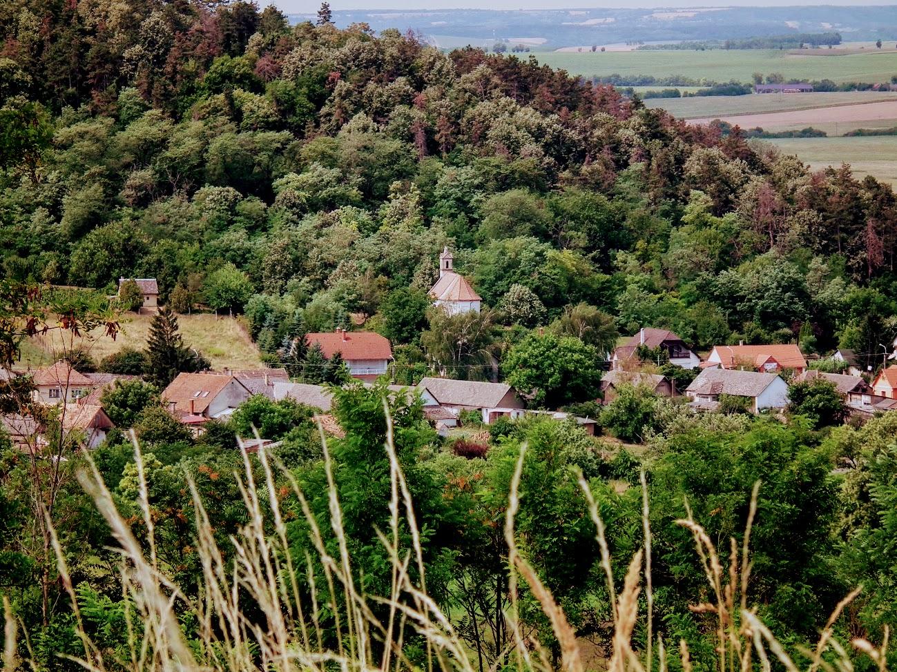 Tamási - Szent Rozália kápolna