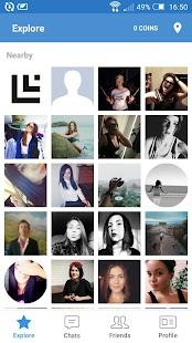 InstaLike - people around you screenshot
