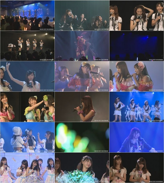 (LIVE)(720p) SKE48 「制服の芽」木崎ゆりあ SKE48劇場最終公演 Live 720p 170928