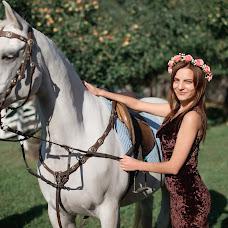 Wedding photographer Marina Vasilevskaya (hanphoto). Photo of 16.10.2017