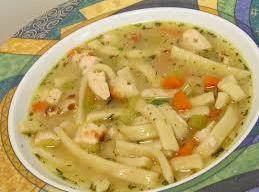 Happy Tummy Chicken & Noodles Recipe