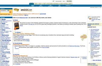 Photo: Amazon (ca. 1999)