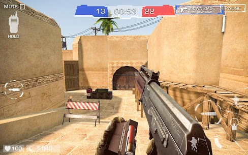 Frontline Sniper Shooting Strike MOD Apk 1.0 (Unlimited Money) 3