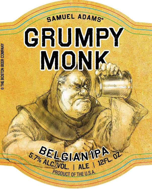 Logo of Samuel Adams Grumpy Monk