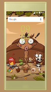 Tribal Boy ND Xperia Theme - náhled
