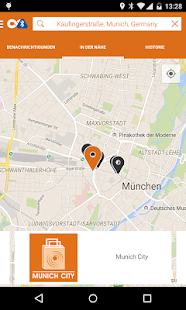 Munich-City-App- screenshot thumbnail