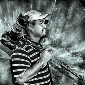 Profile Awang by Naising Bega - People Portraits of Men ( pwcprofiles )
