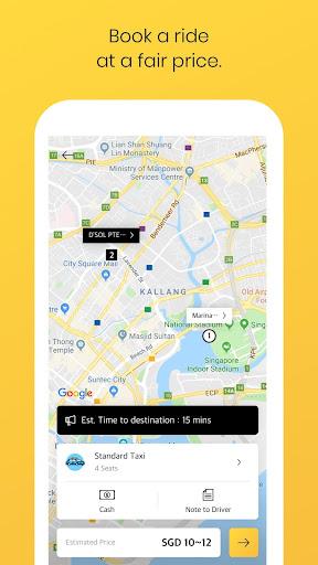 TADA Taxi 1.5.2 screenshots 1