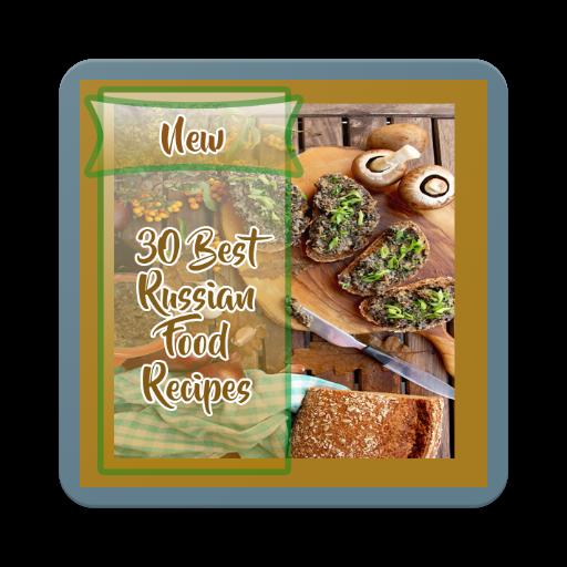 30 Best Russian Food Recipes