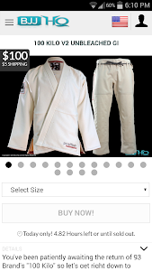 BJJHQ The Jiu Jitsu Deal App screenshot 0