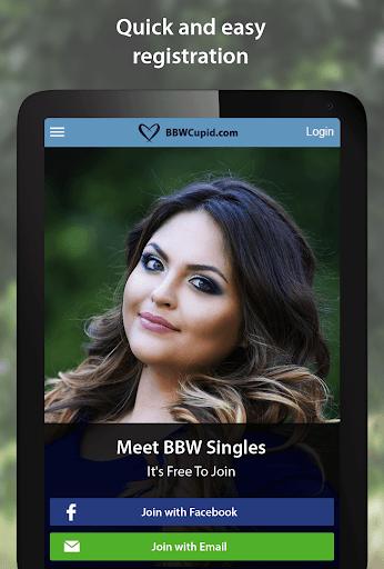 BBWCupid - BBW Dating App 3.1.7.2496 screenshots 5