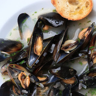 Mussel Salad Recipes