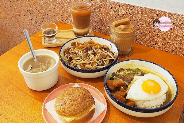 崔記小餐館│高雄最好吃、最邪惡的法蘭西多士!鴛鴦奶茶、絲襪奶茶都很推!