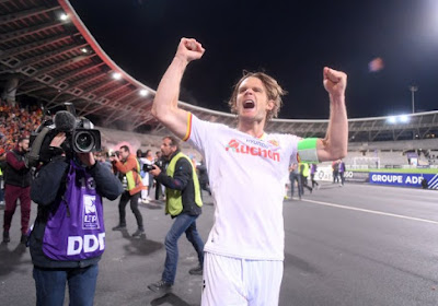 """Rencontre avec Guillaume Gillet : """"Je ne retrouverai plus en Belgique ce que j'ai connu à Anderlecht"""""""