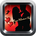 Valentine Day Love Frame icon
