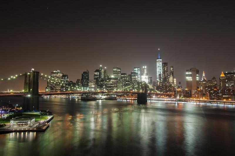 Brooklyn bridge di marchizio