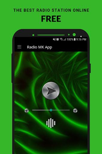 Radio MK App FM DE Free Online 1.1 screenshots 1