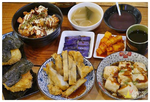 滋多屋(苗栗竹南)-平價日式料理專賣-炸雞咖哩飯只要100元!