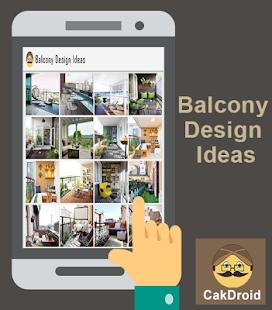 balkón nápady - náhled