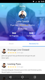 HIRE(D)NOW- screenshot thumbnail