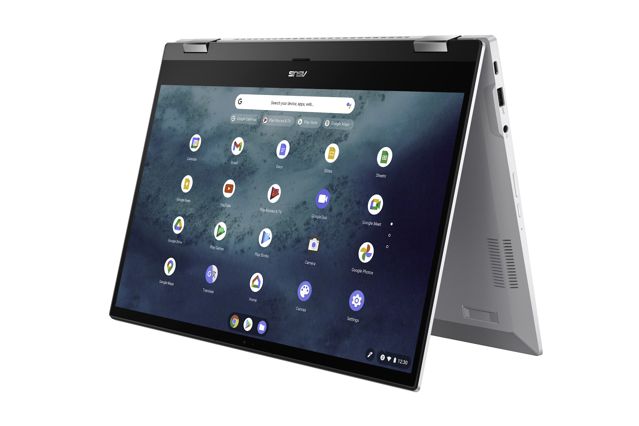 ASUS Chromebook Flip CX5 - photo 6