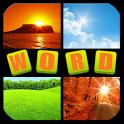 4 Pics 1 Word - Word Quiz icon
