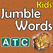 Kids Jumble Words Game For Kids Spelling Learning. Android APK Download Free By ACKAD Developer.