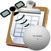 McStats GPS Golf