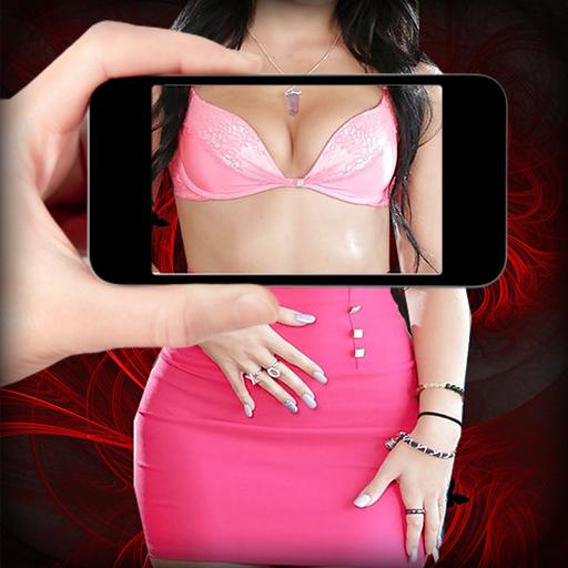 Sexy Girl body scanning Simulator