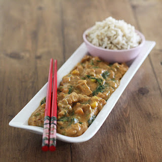 Spicy Peanut Curry