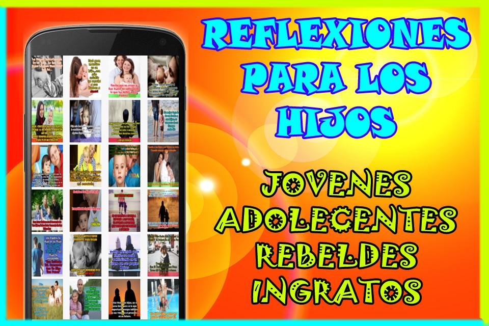 Reflexiones Para Padres Sobre Los Hijos: Android Apps On Google Play