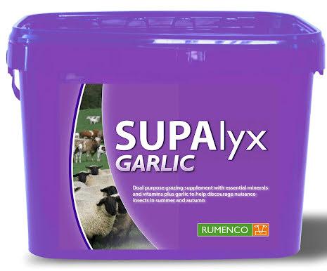 Mineralhink SUPAlyx Vitlök