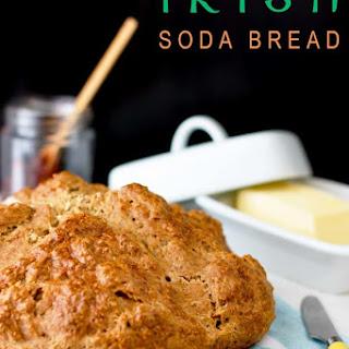 Irish Brown Soda Bread & Blenerville, Ireland.