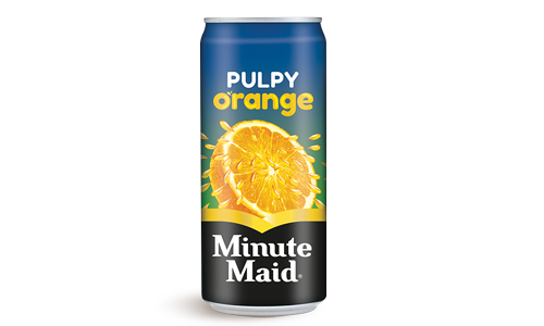Minute Maid Pulpy Orange image