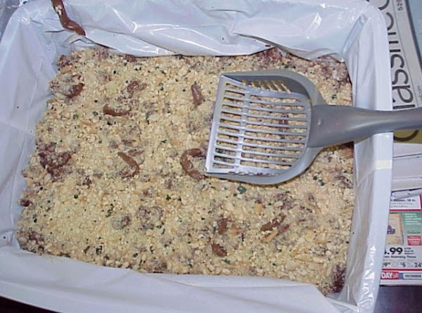 Kitty Litter Cake Recipe