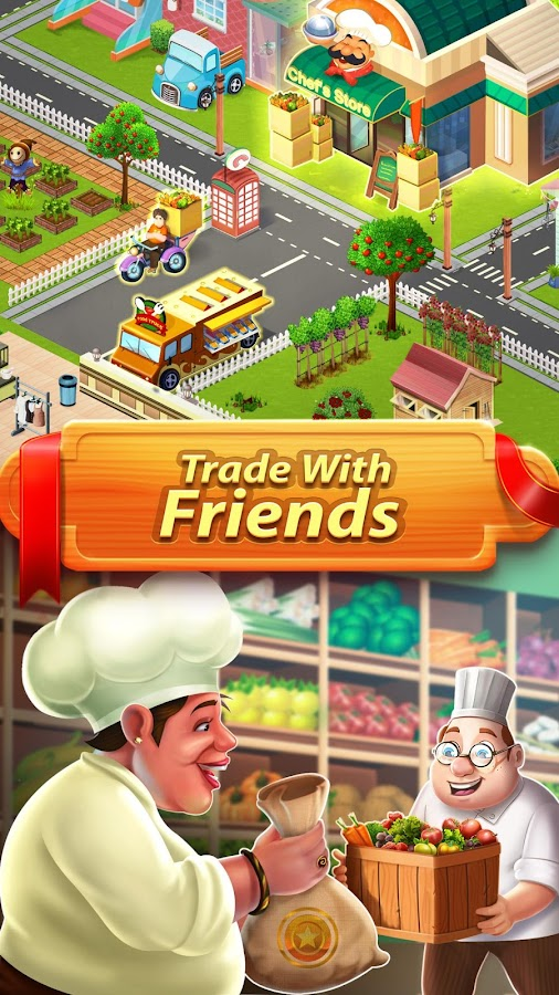 Star Chef: Cooking & Restaurant Game- screenshot