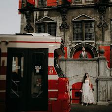 Wedding photographer Aleksandra Shulga (photololacz). Photo of 03.09.2018