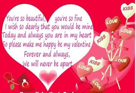 Valentines Day karty - náhled
