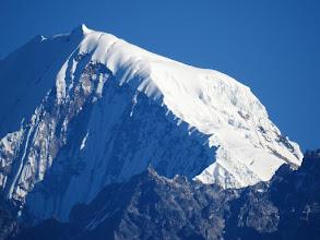 Photo: Les montagnes du Rolwaling vues depuis Ningali