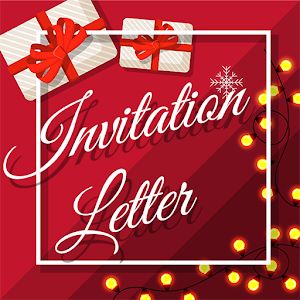 Christmas invitation letter card maker android apps on google play christmas invitation letter card maker stopboris Image collections